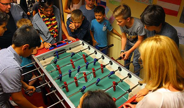 Kicker-Turnier